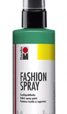 Marabu fabric spray