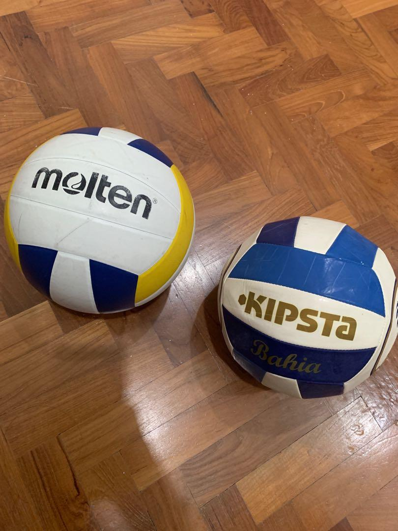 Molten Volleyball Sports Sports Games Equipment On Carousell