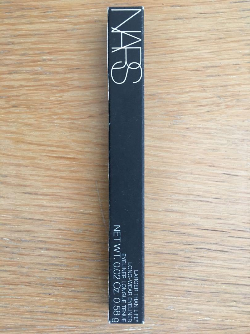 NEW NARS Larger Than Life Long Wear Eyeliner Via Appia Brown
