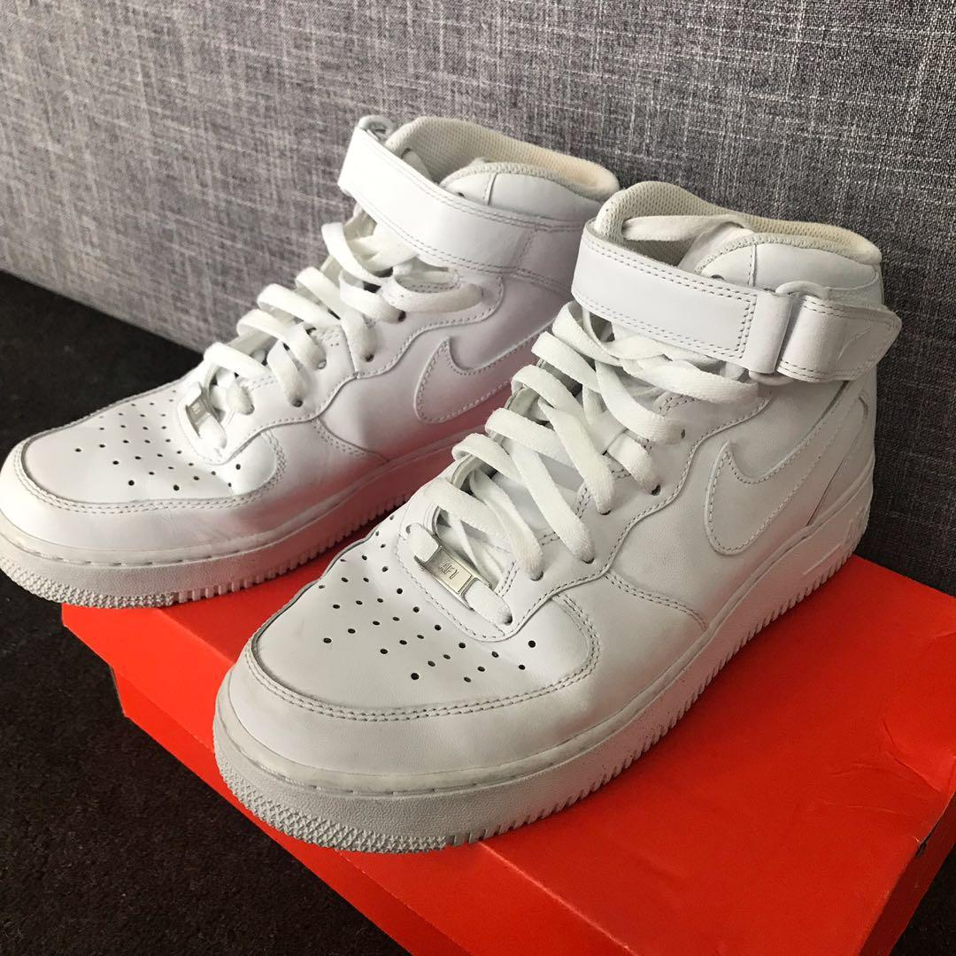 Nike Air Force 1s Mint Condition