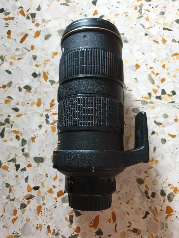 Nikon 80-200mm f/2.8 AF-S