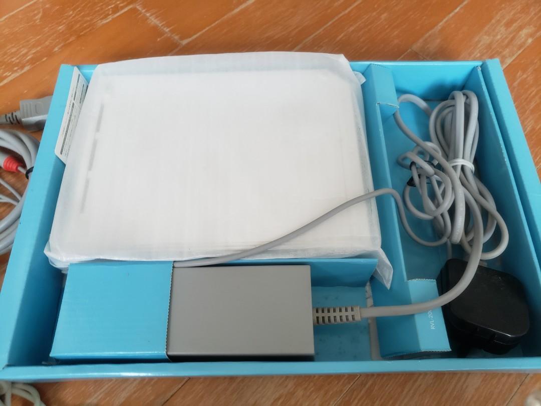 Nintendo Wii 主機 日牌,