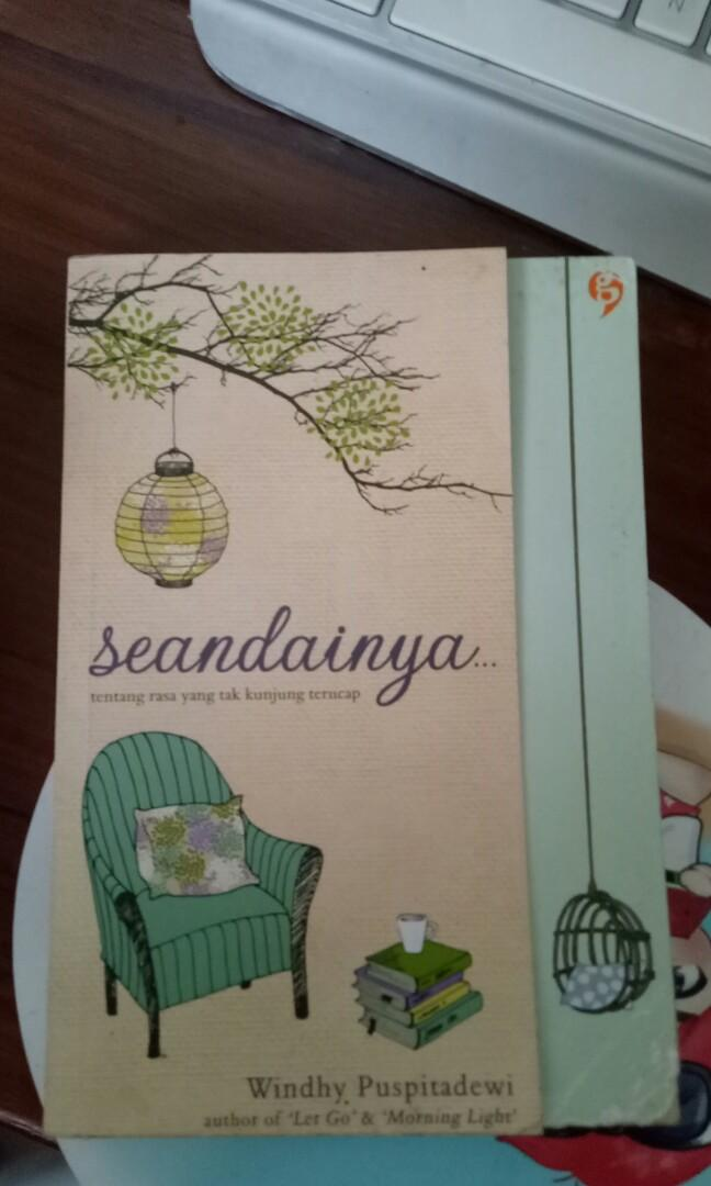 Novel WINDHY PUSPITADEWI SEANDAINYA