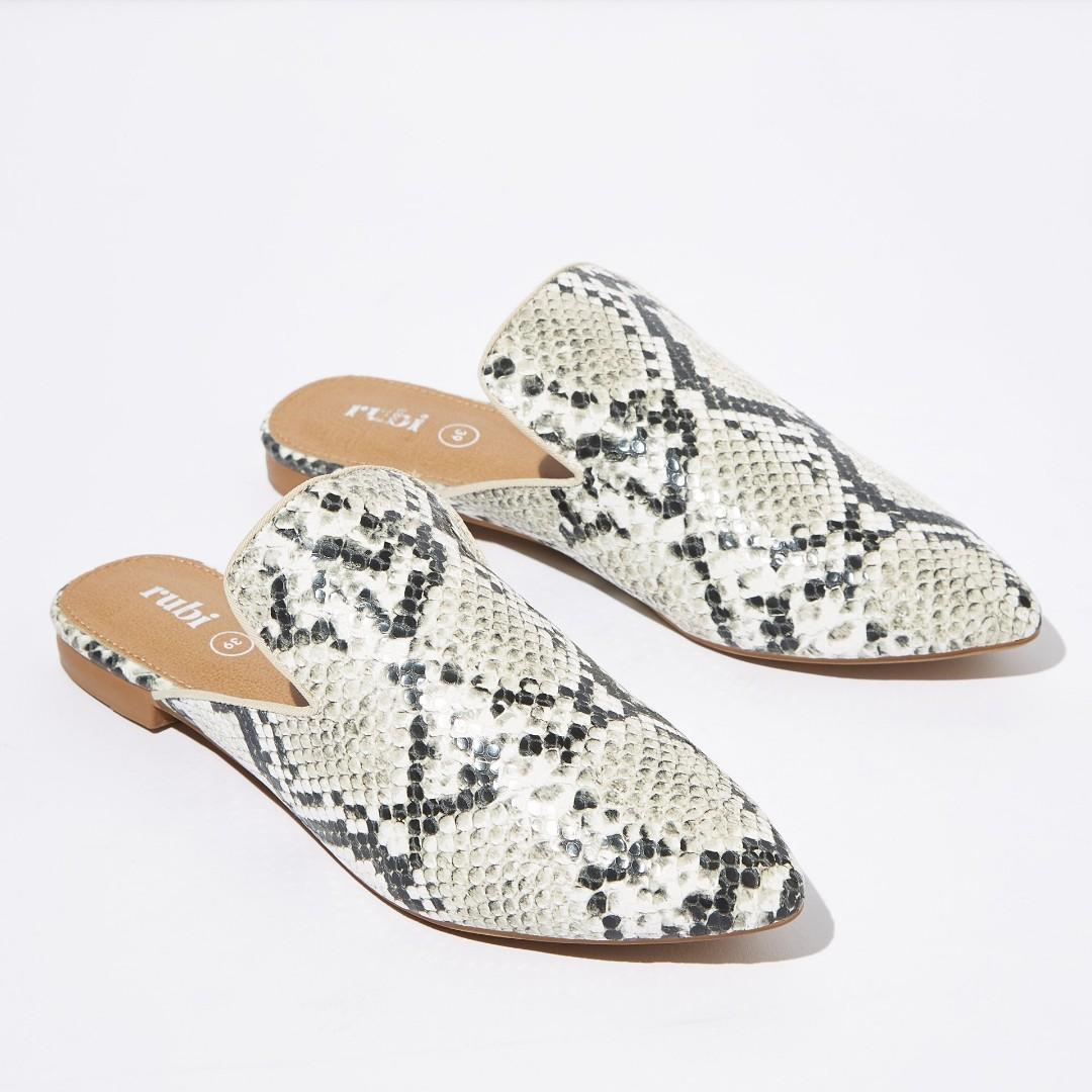 [OPEN PO] Rubi - Souk Pointed Slipper Mule