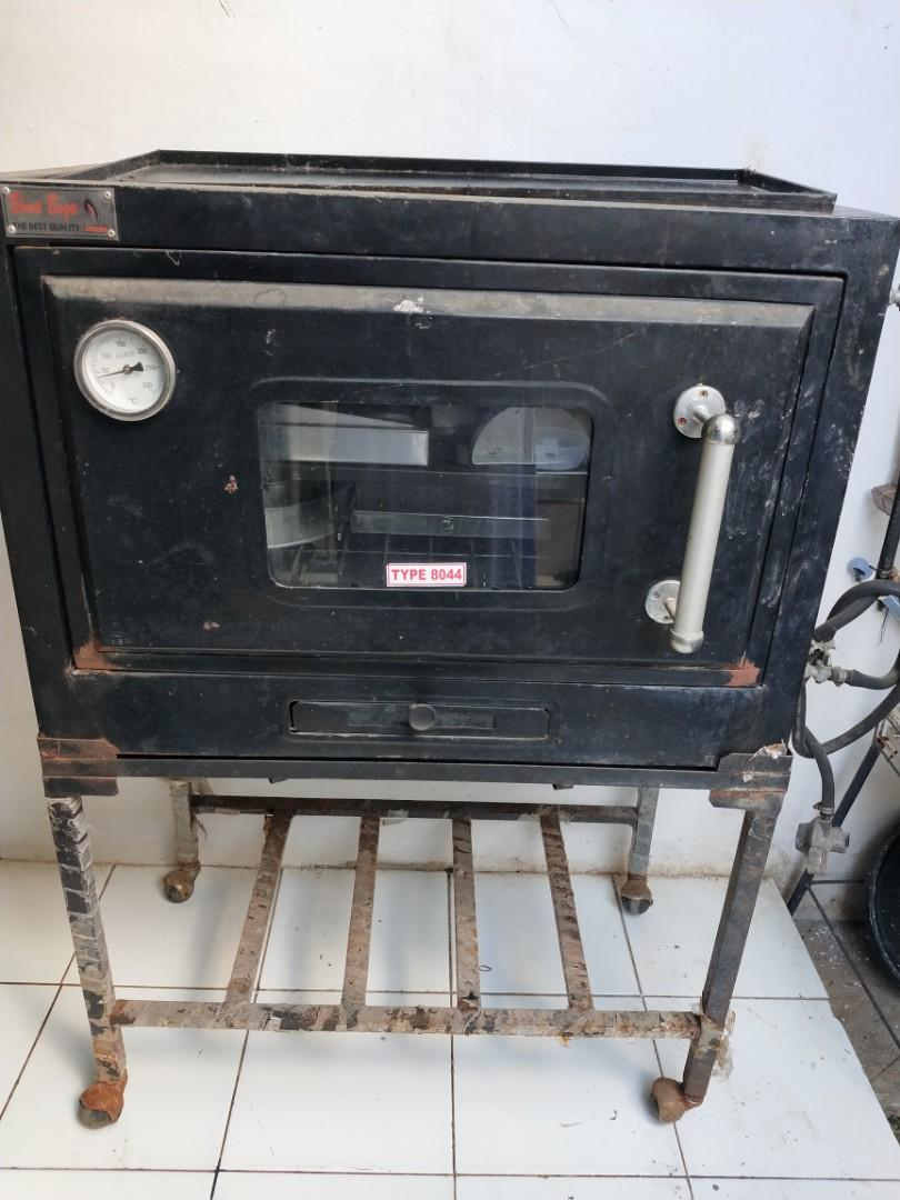 Oven kue gas