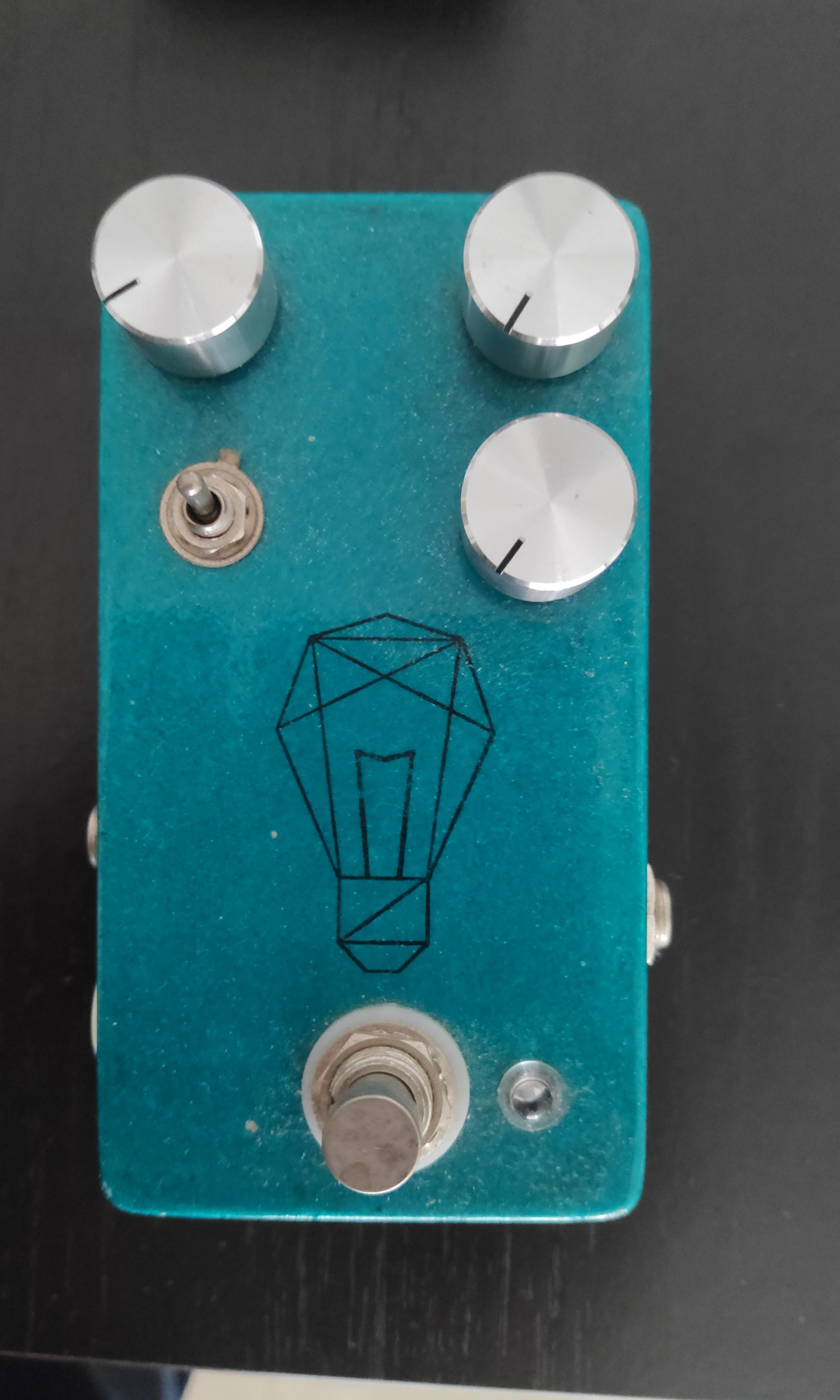 Pedalmonsters Bright Lights overdrive national day sale!