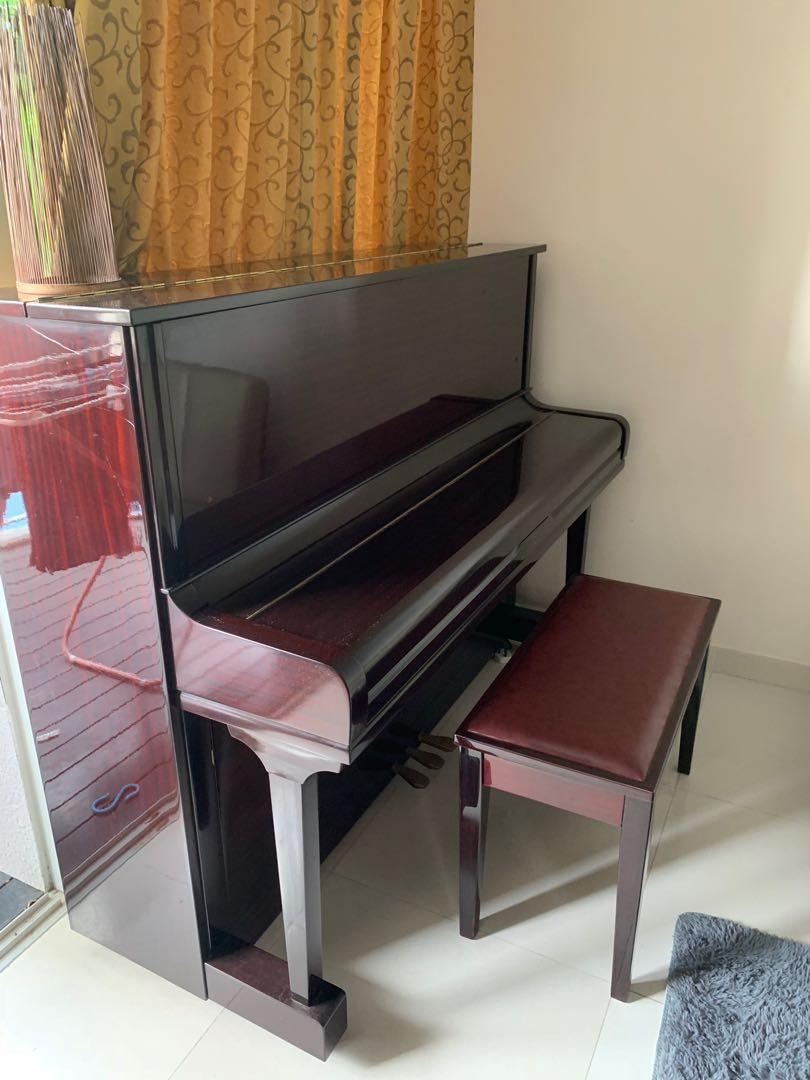 Piano & Chair