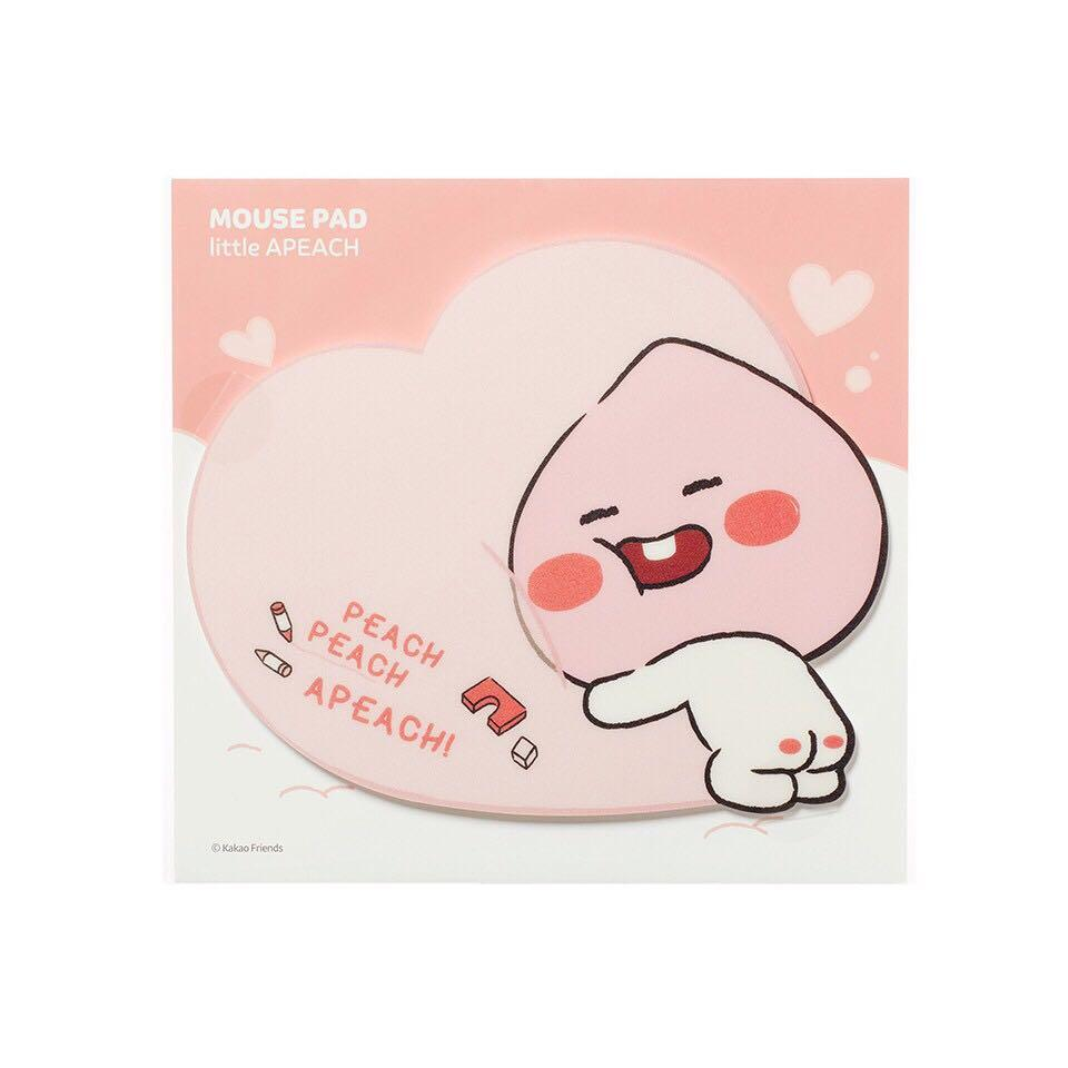 [PO] OFFICIAL KAKAO FRIENDS MOUSE PAD