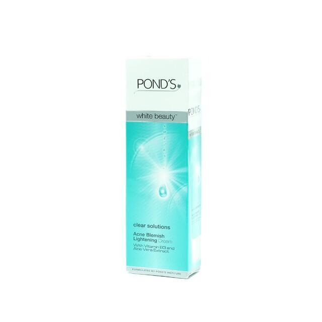 Pond's Acne Blemish Lightening Cream