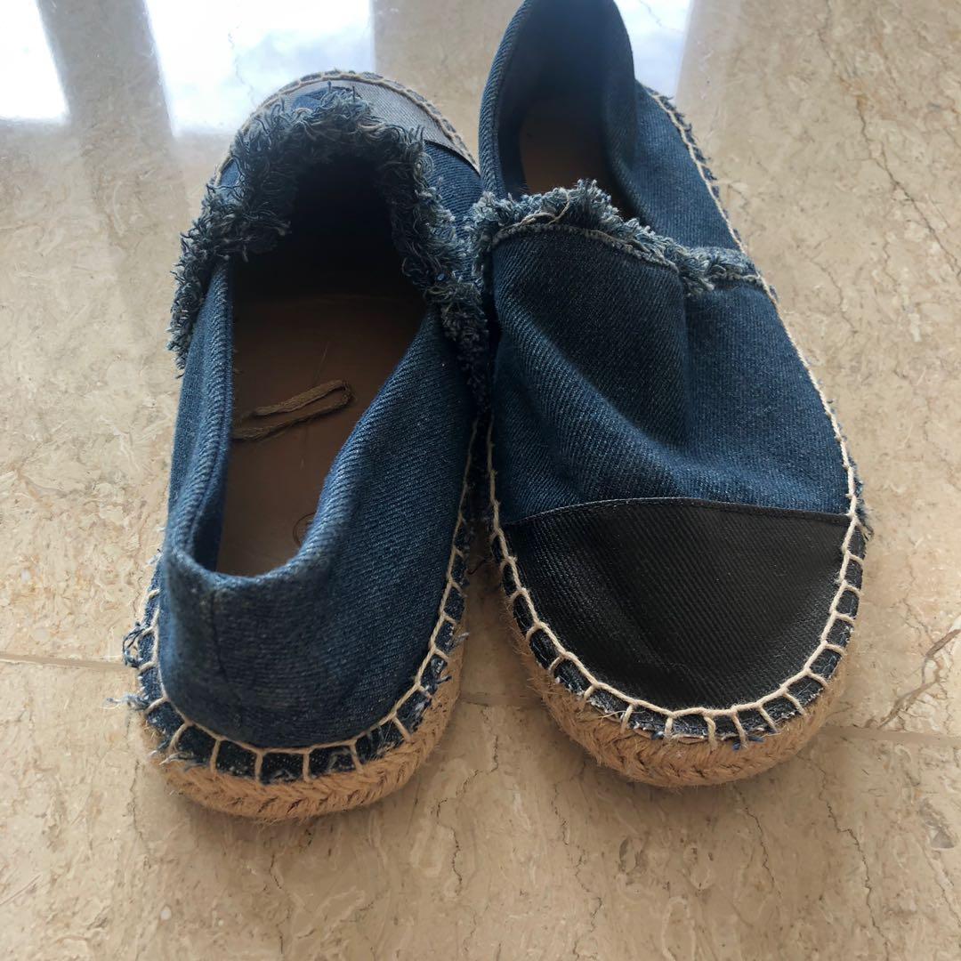 [PRELOVED] Rubi Denim Shoes