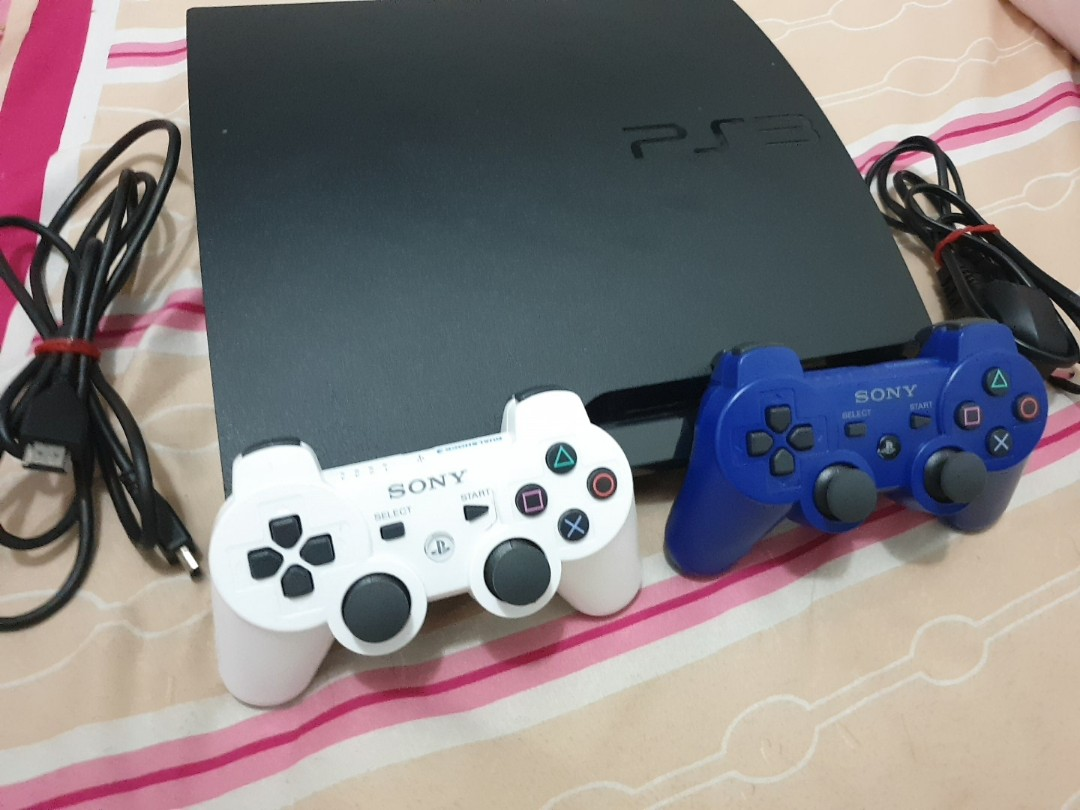 PS3 Slim (Jailbreak)