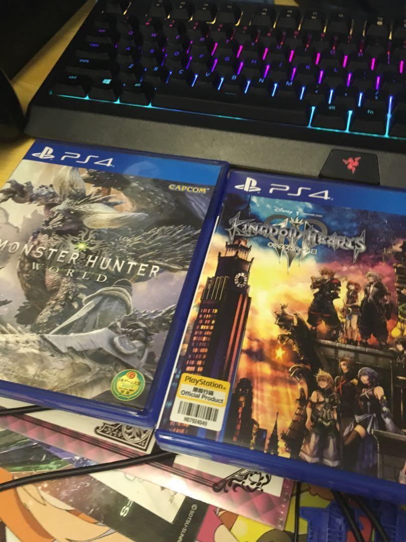 PS4 pro 1TB kingdom hearts