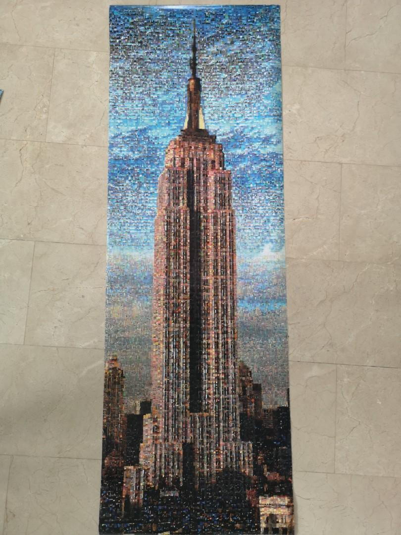 Rare Empire State Building Posters