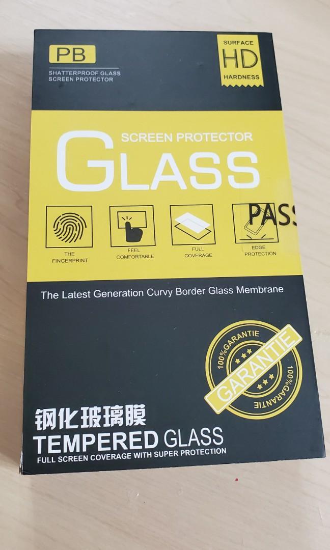 s10鋼化膜 全新Samsung s10全屏全包邊uv鋼化膜 2片裝連uv機連教學