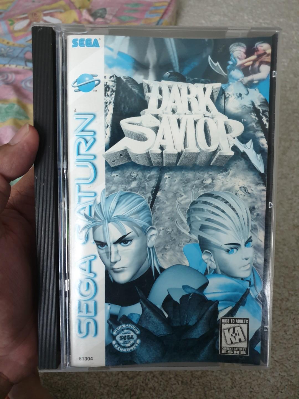 dark savior game