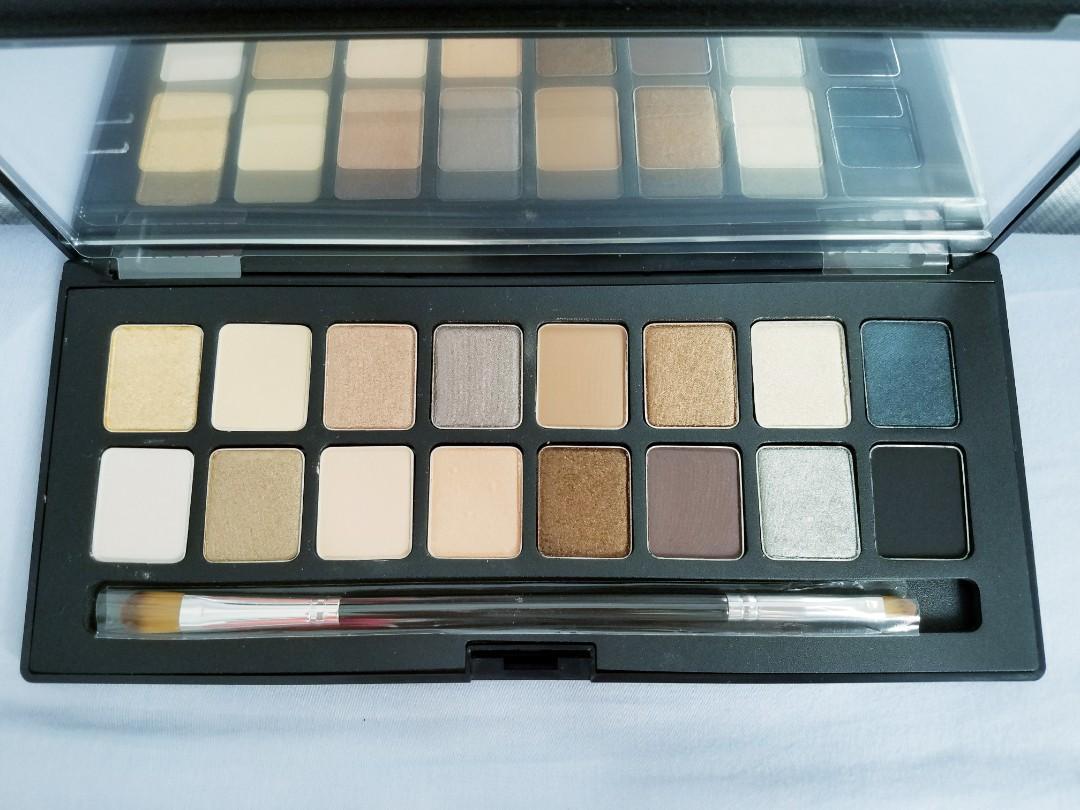 Shu uemura Eye Shadow Palette 植村秀16色眼影盤