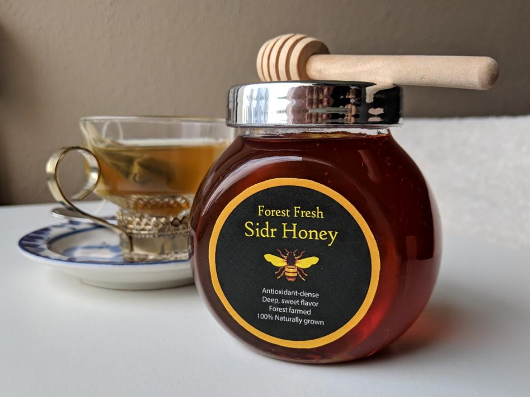 Sidr Honey 250g, Food & Drinks, Instant Food on Carousell