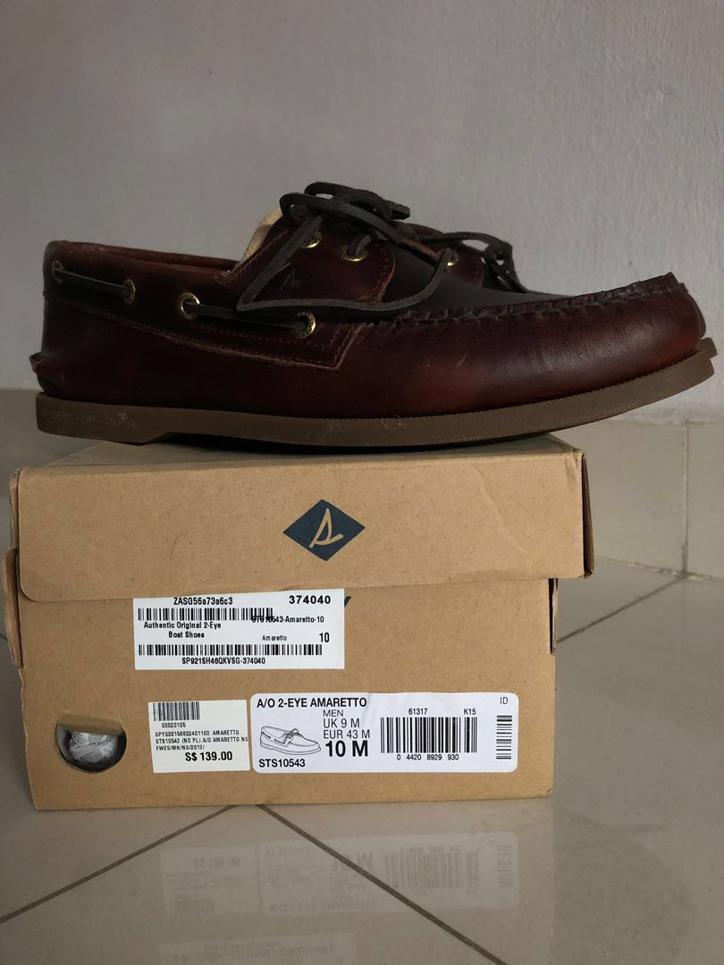 Sperry Boat Shoes, Men's Fashion