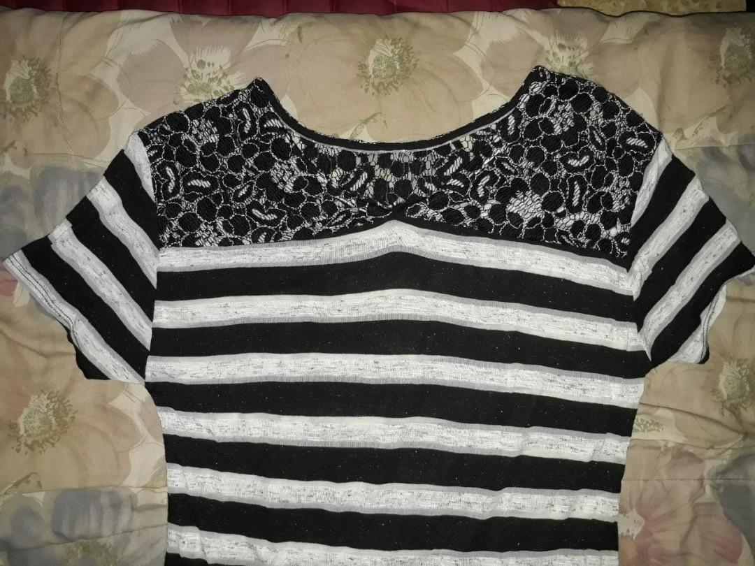 Striped Shirt by Promod