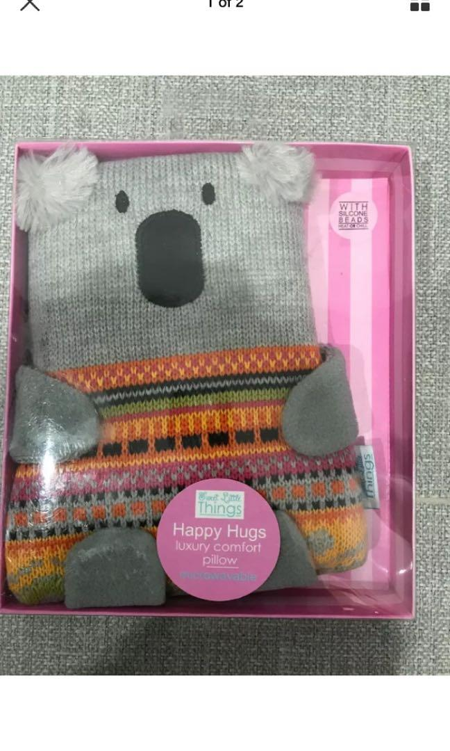 Sweet little things hot or cold pillow microwaveable bnip
