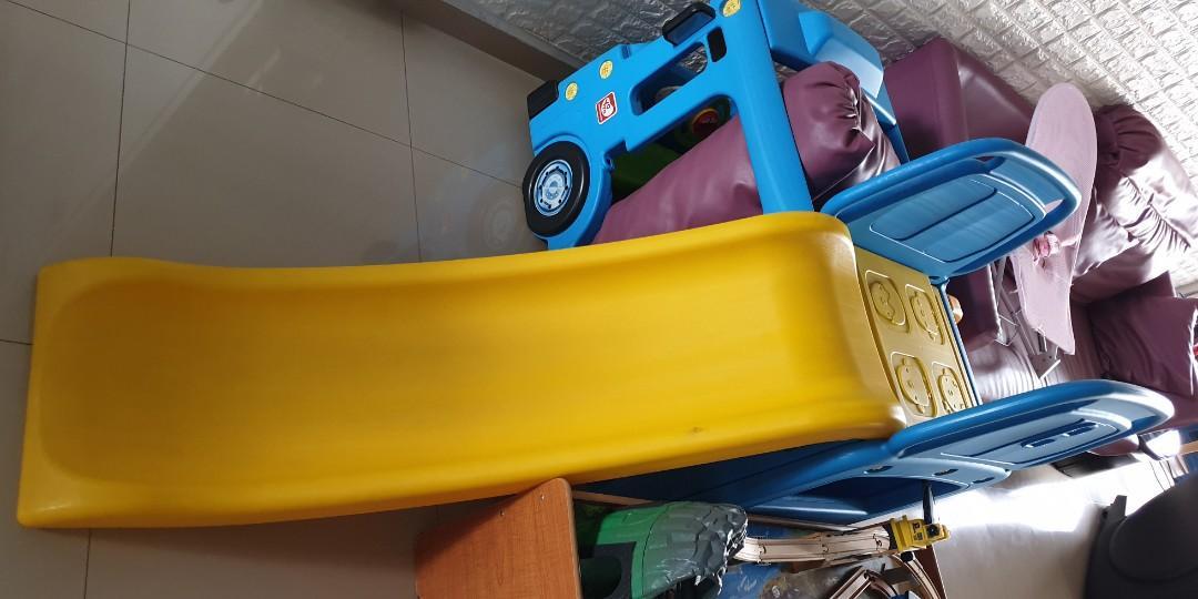 tayo slide n bus