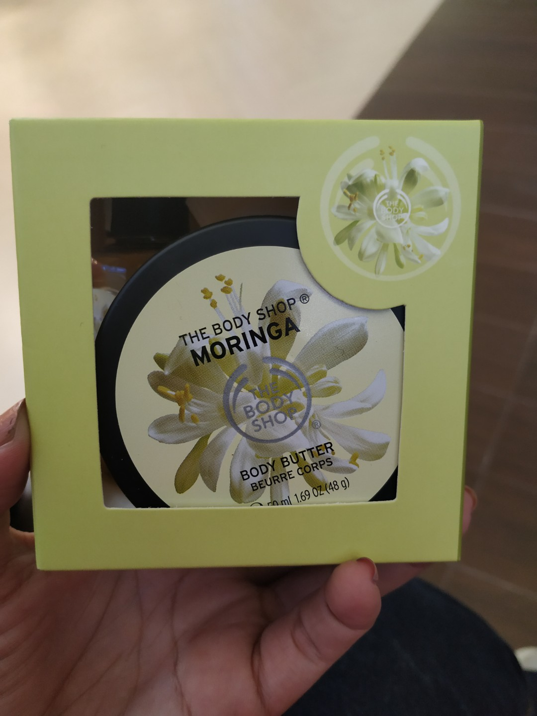 The Body Shop Gift Set Moringa