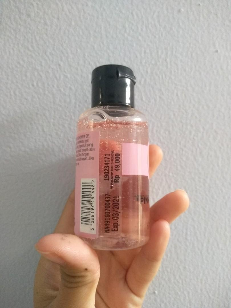 The Body Shop Shower Gel Pink GrapeFruit
