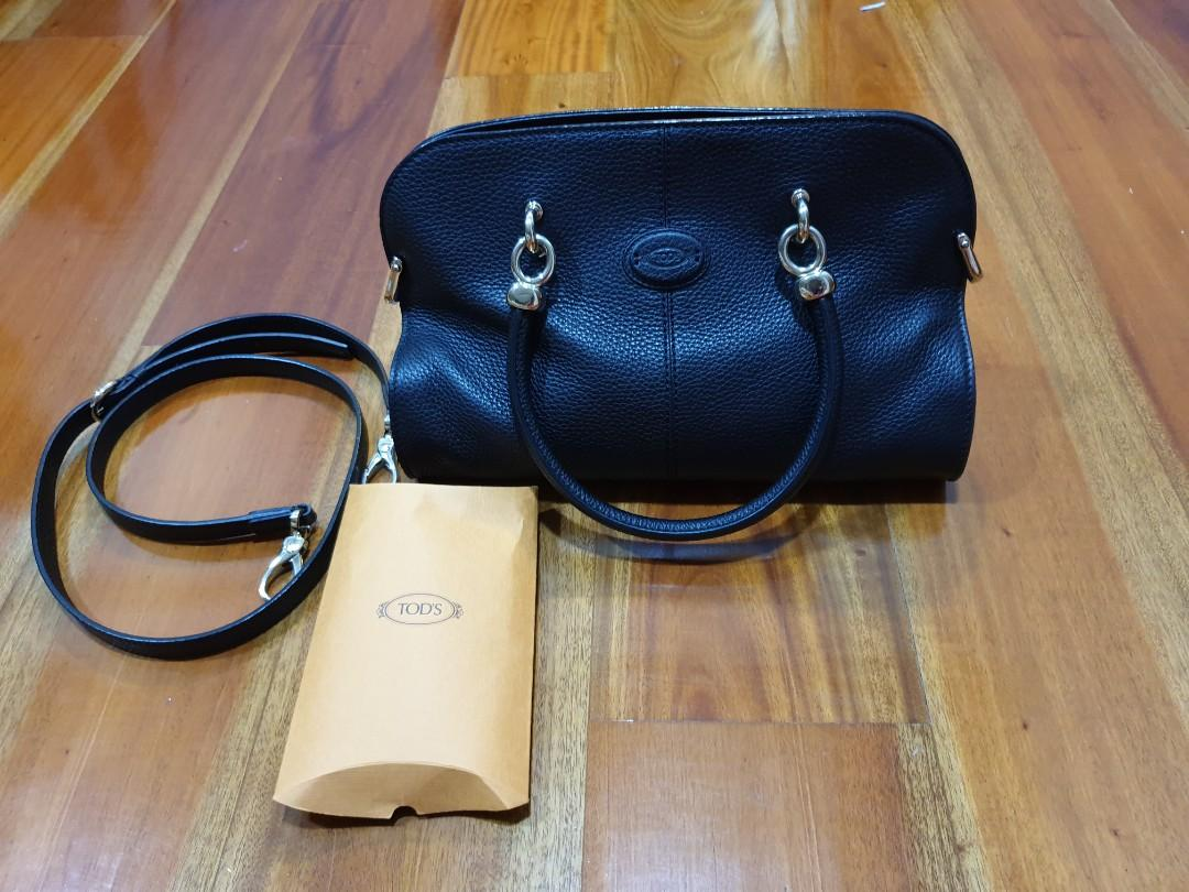 Tod's Small Bowler Bag 100% authentic