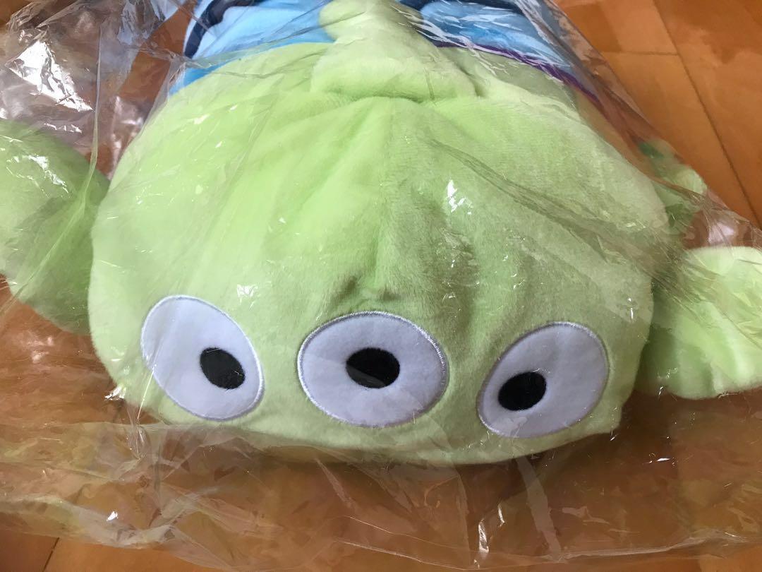 Toy Story 三眼仔紙巾套日本景品,全新未開封,做工可愛,小出