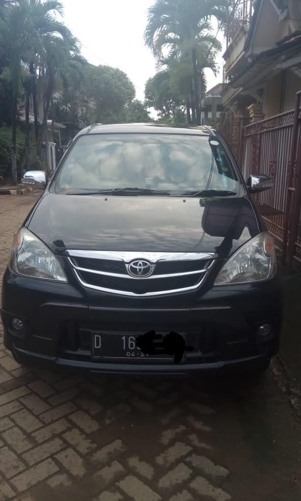 Toyota Avanza G 1.3 2011