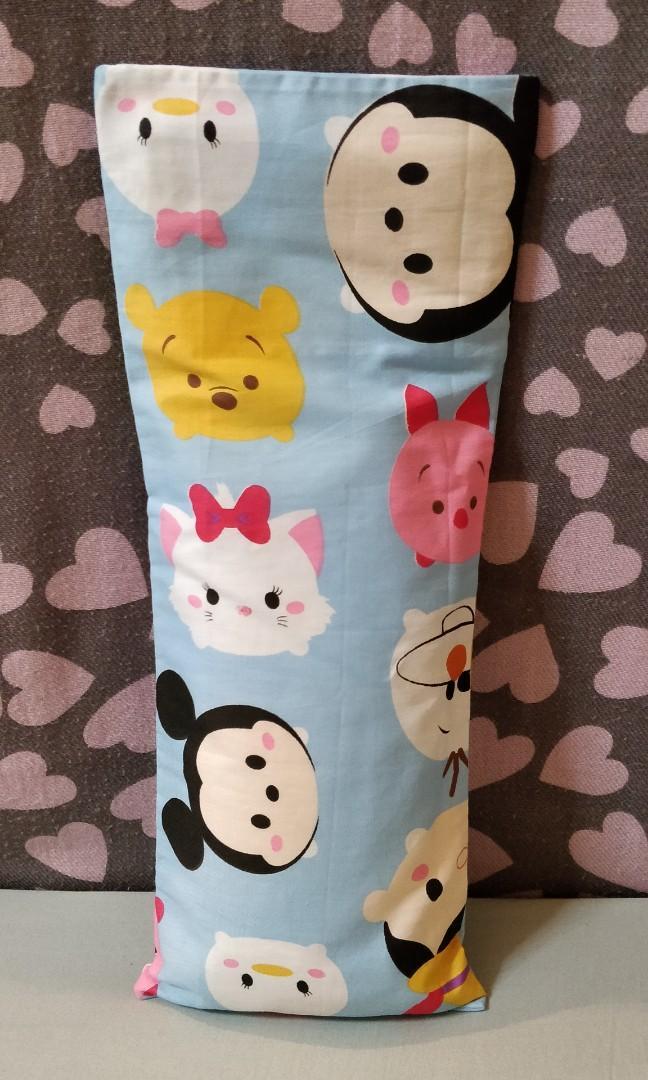 🌸Tsum Tsum B1 Design Beanspout Husk Pillow