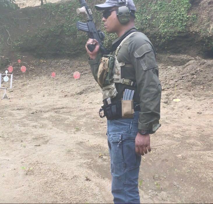 USMC M16 / M4 Speed Reload Pouch .