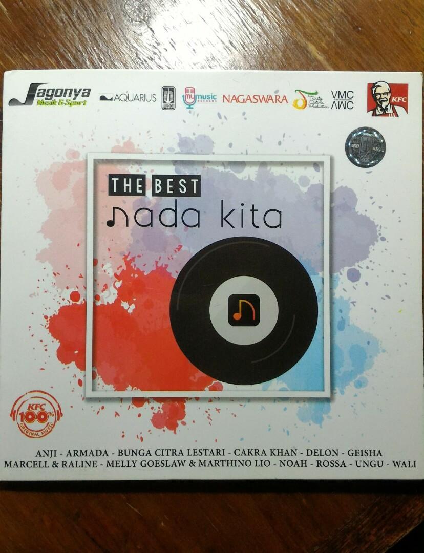 VCD Kompilasi Lagu indonesia - KFC