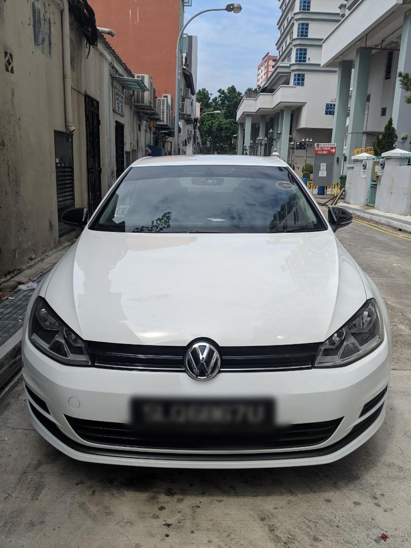 Volkswagen Golf 1.2 TSI Auto