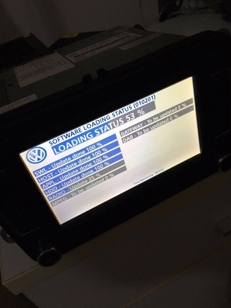 VW RNS510 Repair Services