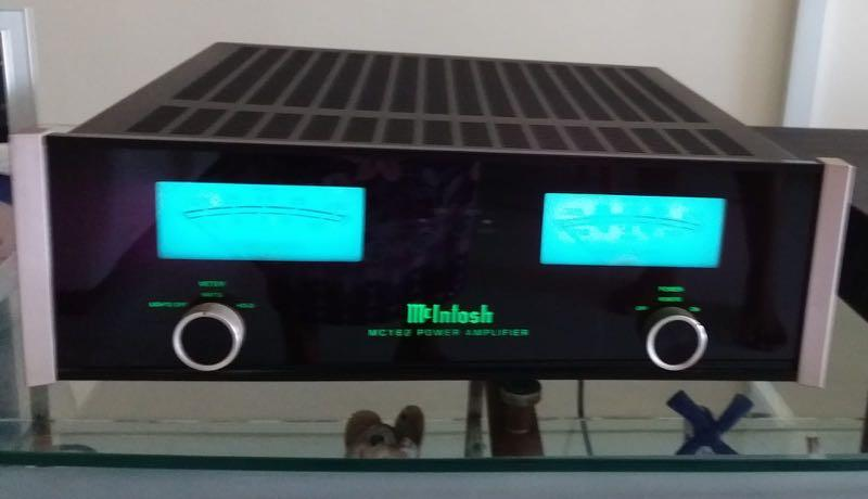WORKING CONDITION. MCINTOSH MC162 Power Amplifier