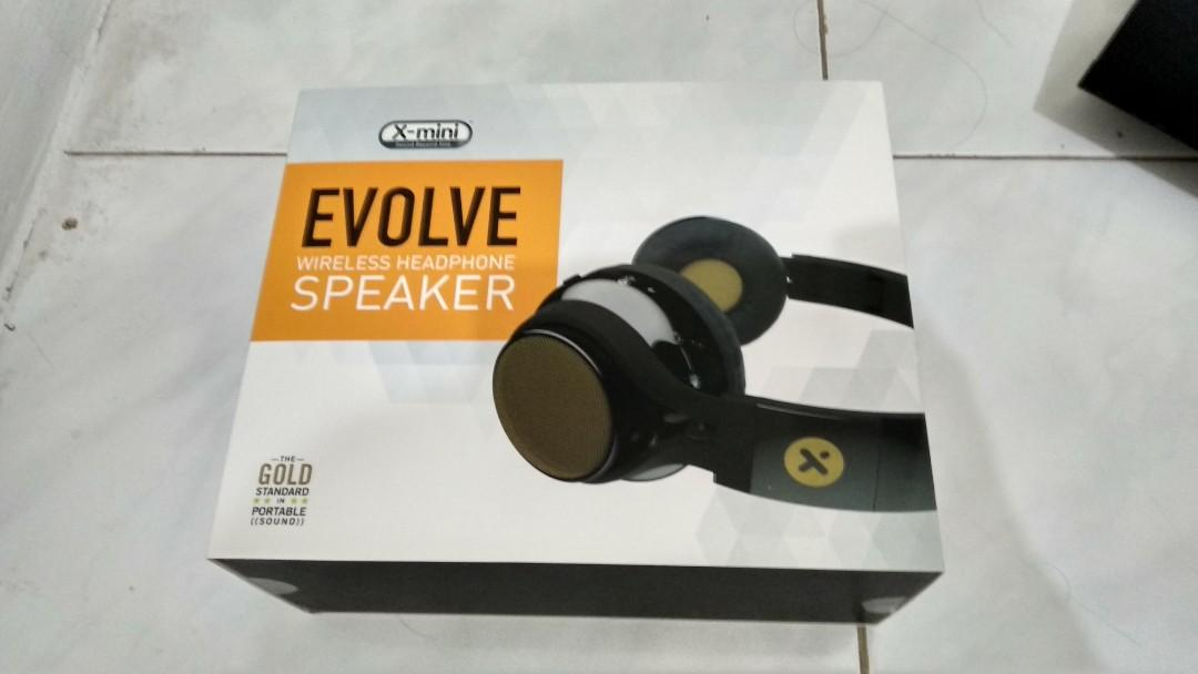 X-mini EVOLVE Headphone Speaker