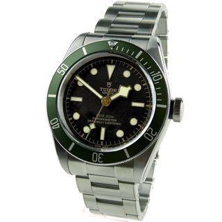 🚚 Tudor Heritage Black Bay Harrods Edition 79230G