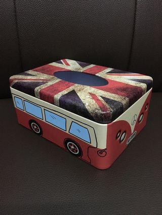 Campervan 鐵皮紙巾盒