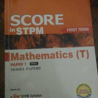 STPM BOOKS FOR SALE #LOW PRICE GUARANTEE