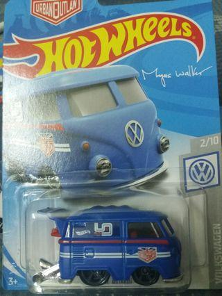Hot wheels Kool Kombi