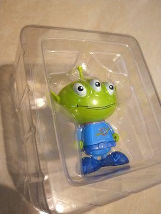 Disney toystory 三眼仔 hottoys 迪士尼 3眼仔 mini cosbaby toy story PIXAR 可動 figure