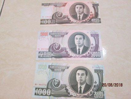 🚚 北韓 金日成紀念幣🇰🇵