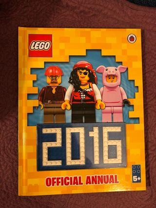LEGO. 2016 Official Annual