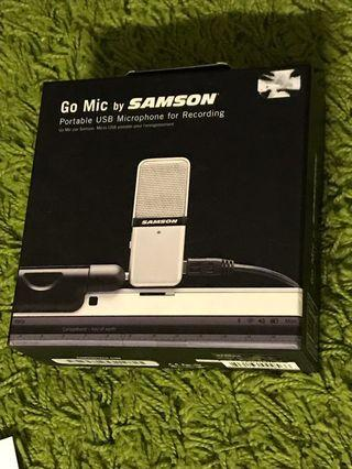 Go Mic USB Microphone For Mac & PC Computers