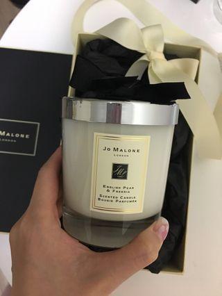 Jo Malone 200g English Pear Candle 英國梨 香氛蠟燭