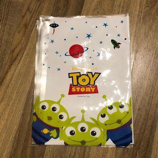 Toy Story三眼仔B5簿套