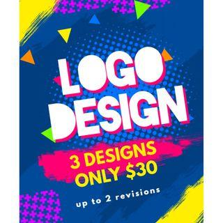 Professional Logo Design for your company or shop or website