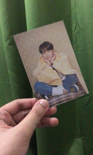 (WTT) BTS MAP OF SOUL PERSONA POSTCARD