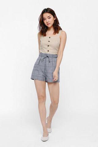 ($20 with promo code!!) LB square neck crop top
